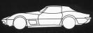 Corvette, Bj.73