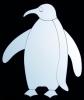 Pinguin, gro�