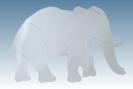 Elefant, Seitenansicht