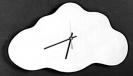 Wolken-Uhr