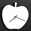 Apfel-Uhr